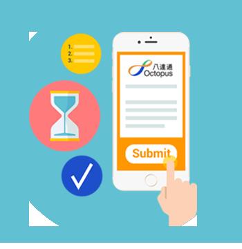 Simple Business O! ePay account application via the mobile app!